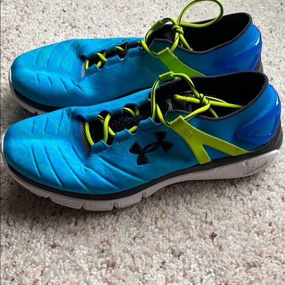 ligero autor descanso  Under Armour Shoes | Speedform Fortis Twist | Poshmark
